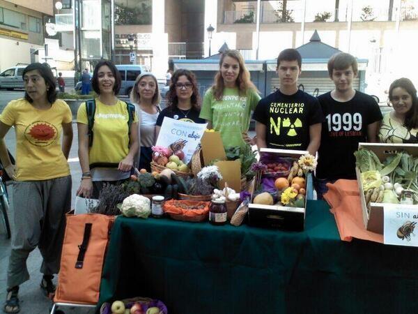 Día de Acción Europeo para Salvar a las Abejas - Castilla-La Mancha