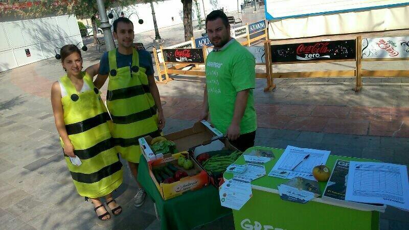Día de Acción Europeo para Salvar a las Abejas - Granada