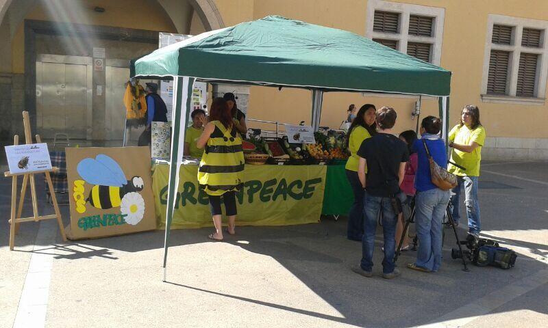 Día de Acción Europeo para Salvar a las Abejas - Mallorca