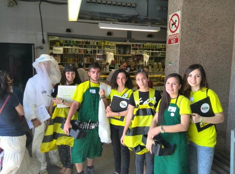 Día de Acción Europeo para Salvar a las Abejas - Murcia