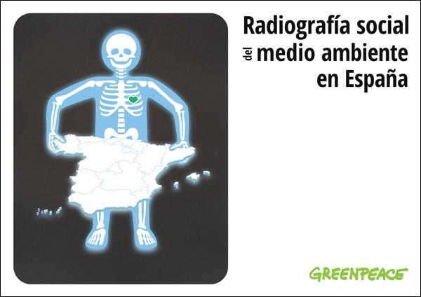 Radiografía del medio ambiente en españa