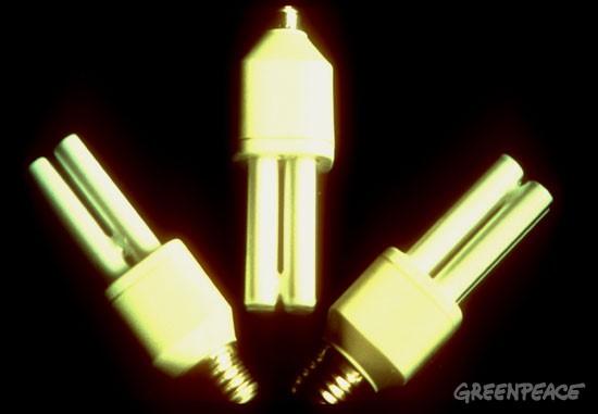 Bombillas de bajo consumo greenpeace espa a Bombillas de bajo consumo