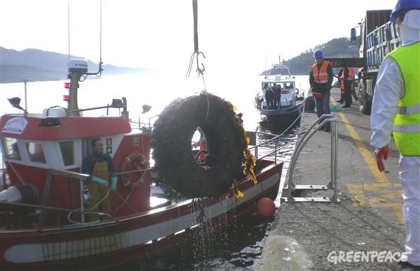 La pesca artesanal limpia los mares   Greenpeace España
